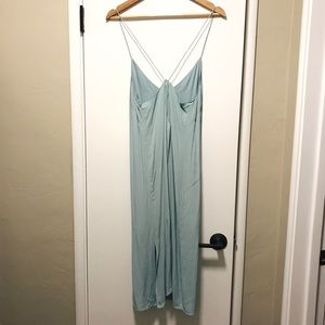 Aritzia Dresses - Aritzia Light Blue Midi Dress